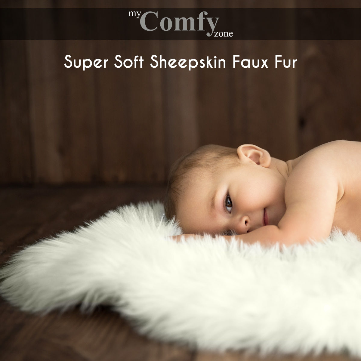 Picture of: Sheepskin Faux Fur Chair Cover Rug Seat Pad Area Rugs For Bedroom Sofa Floor Vanity Nursery Decor Ivory Home Decor Area Rugs Sheepskin Faux Fur Rug My Comfy Zone
